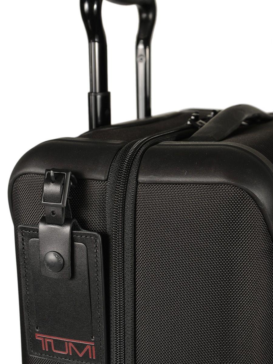 valise cabine tumi alpha noir e en vente au meilleur prix. Black Bedroom Furniture Sets. Home Design Ideas