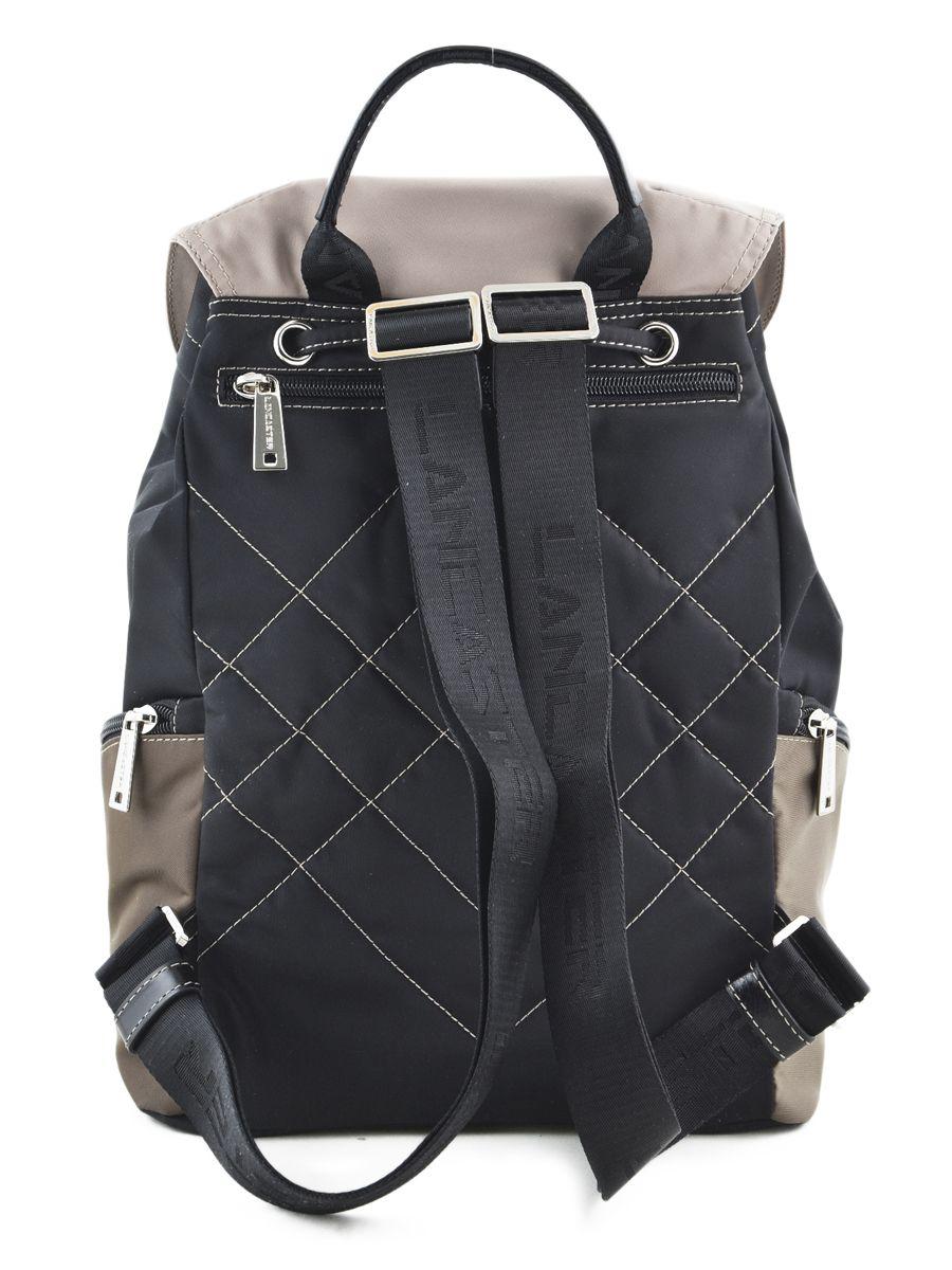 sac dos lancaster basic pompom 514 42 en vente au meilleur. Black Bedroom Furniture Sets. Home Design Ideas
