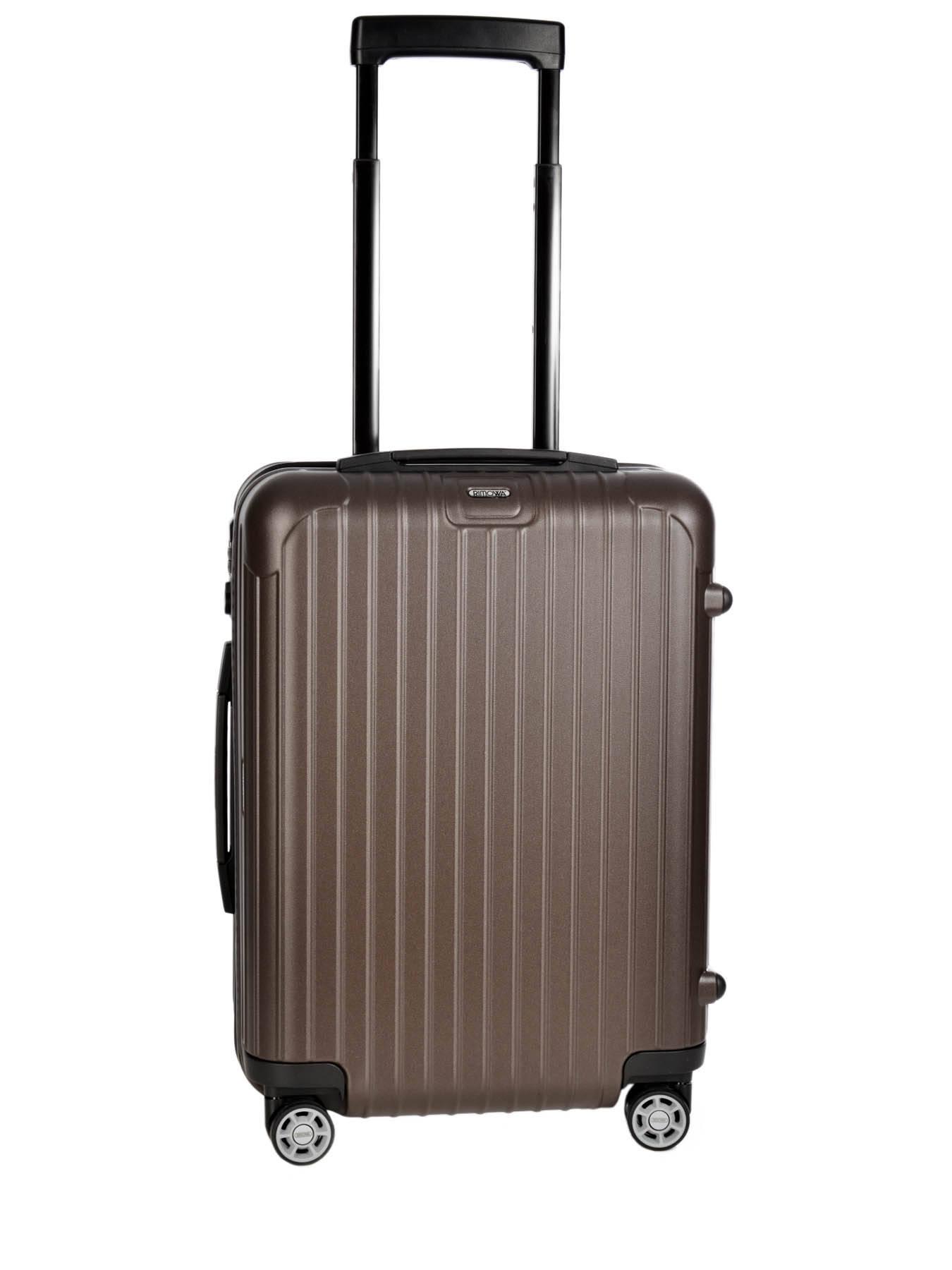 valise cabine rimowa salsa bronze en vente au meilleur prix. Black Bedroom Furniture Sets. Home Design Ideas