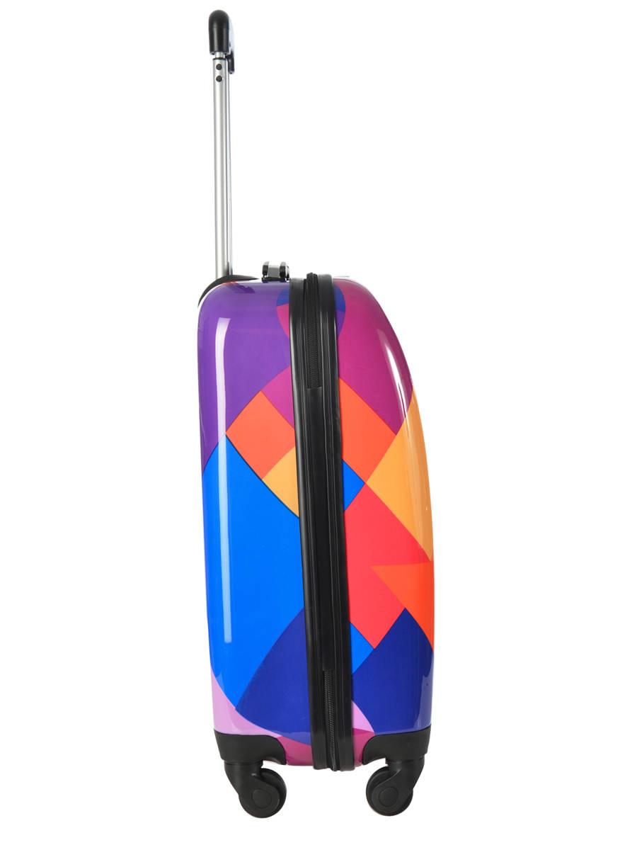 lot de valises travel print shinny print shinny en vente. Black Bedroom Furniture Sets. Home Design Ideas