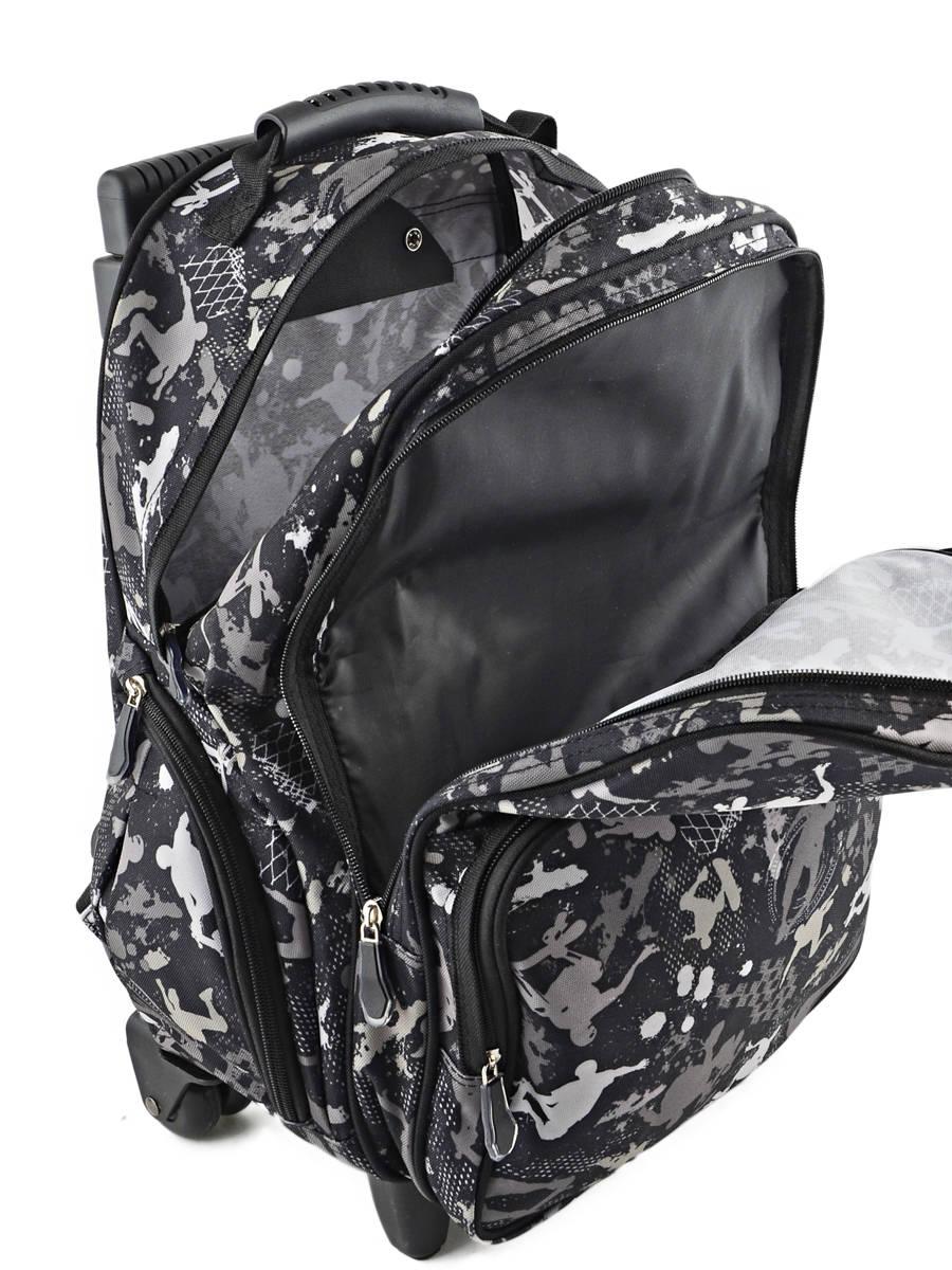 sac a dos roulettes miniprix pas cher print print en vente au meilleur prix. Black Bedroom Furniture Sets. Home Design Ideas