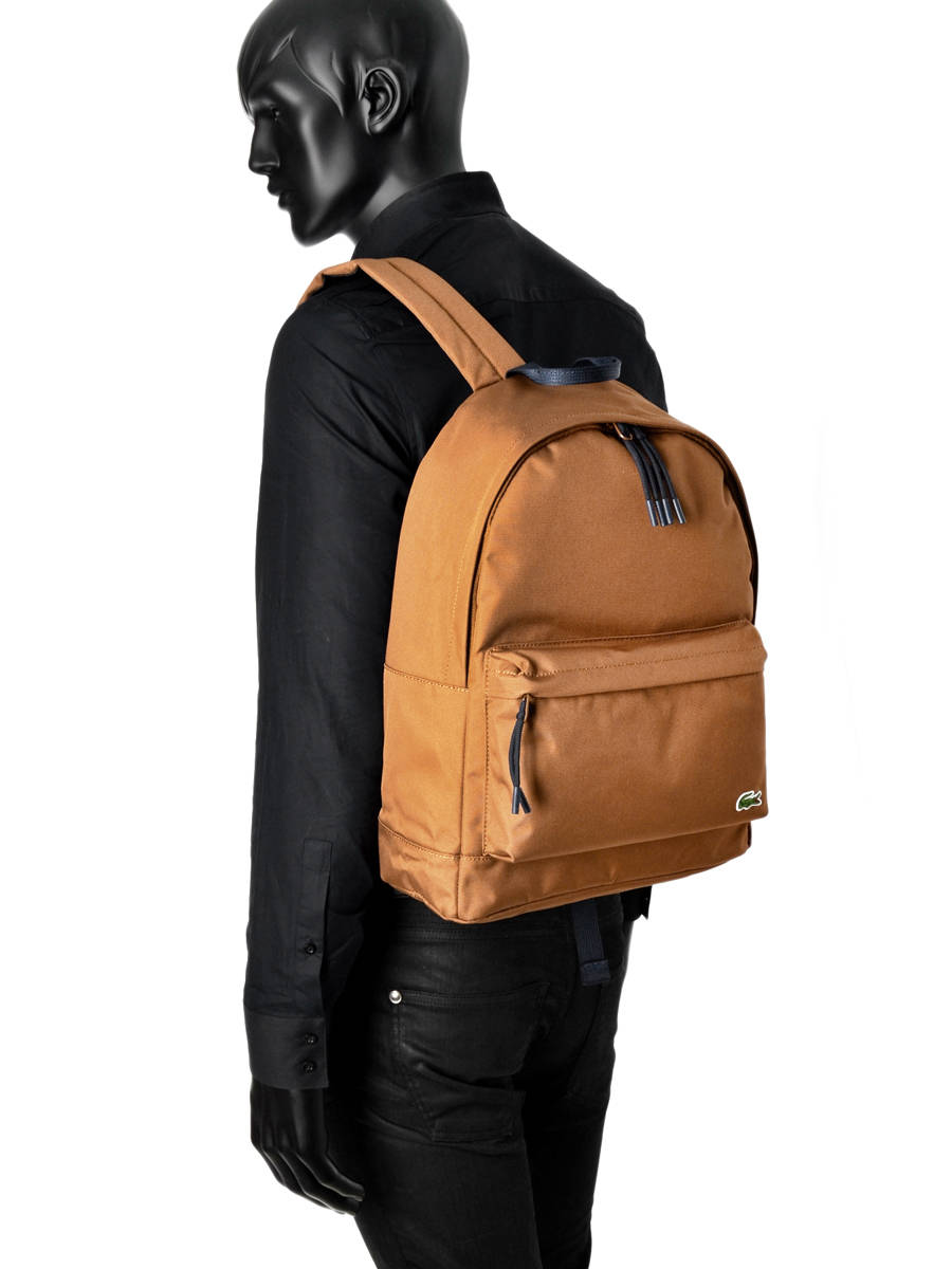 neo croc lacoste bagpack nh1595ne best prices. Black Bedroom Furniture Sets. Home Design Ideas
