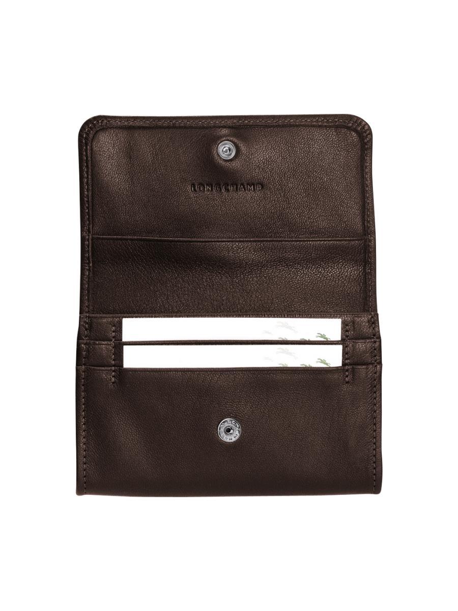 porte monnaie longchamp le pliage cuir 03654737 en vente au meilleur prix. Black Bedroom Furniture Sets. Home Design Ideas