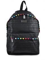 Sac A Dos 1 Compartiment Little marcel Multicolore script NIBY7