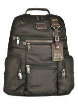 Backpack Tumi Brown alpha bravo DH22681