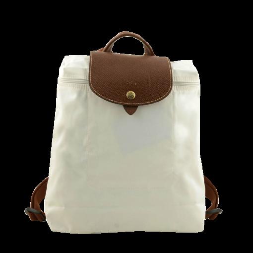 acheter et vendre authentique sac longchamp pliable blanc
