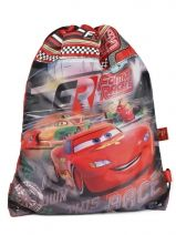 Sac A Dos 1 Compartiment Cars Rouge formula racers 22228