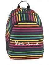 Sac A Dos 3 Compartiments Little marcel school RING