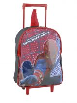 Sac A Dos A Roulettes Spiderman Multicolore ultimate 14537
