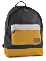 Sac A Dos 1 Compartiment Quiksilver Noir backpacks YBP03105