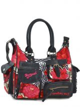 Shopping/cabas Brooklyn Tsukiflo Desigual Noir brooklyn tsukiflo 51X50J9