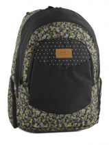 Backpack Dakine Black girl packs 8210-025