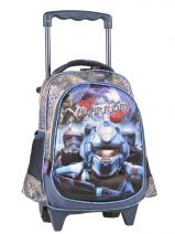Backpack Miniprix Blue rangers T53212