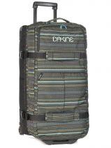 Sac De Voyage Roulettes Dakine Multicolore travel bags 8350-155 : Split Rollet sm