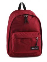 Sac A Dos A4 1 Compartiment Pc14 Eastpak Rouge authentic K767