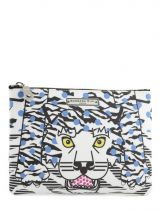 Trousse Barbara rihl Blue safari E013OIP