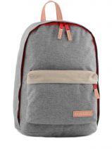 Backpack Eastpak Gray sunday paper K767SP