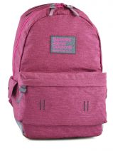 Sac A Dos 1 Compartiment Superdry Rose backpack G91LD000