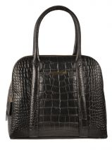 Shopper Adjani Leather Lancel Black adjani A07104