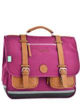 Satchel Cameleon Pink vintage VINCA41
