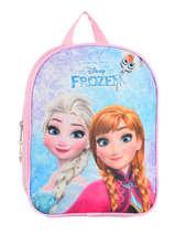 Sac A Dos Mini Frozen Multicolore anna et elsa 13431