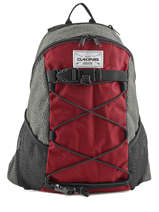 Sac A Dos 1 Compartiment Dakine Rouge street packs 8130-060