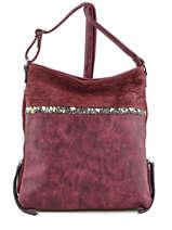 Shoulder Bag Melinda Miniprix Red melinda MD35