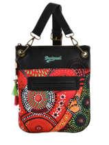 Shoulder Bag Luka Desigual Red luka 67X50E4
