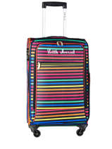 Valise Rigide Travel Little marcel Multicolor travel MAYA-M