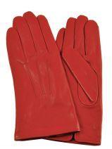 Gants Isotoner Rouge gant 68397