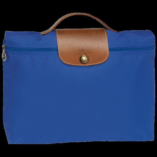 Longchamp Le pliage Serviette Bleu