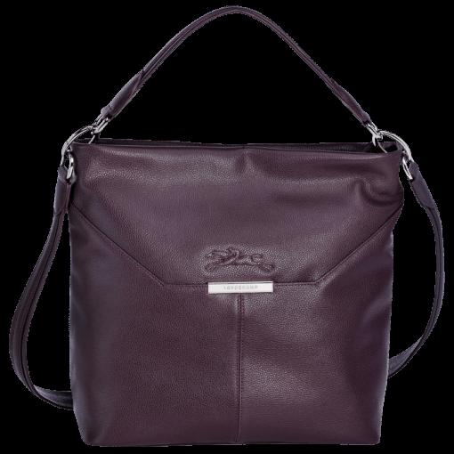 Longchamp Le foulonn� Besace Violet