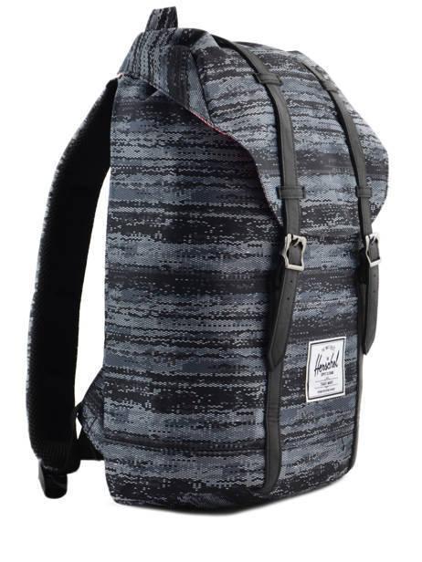 Backpack Herschel Gray classics 10066 other view 4